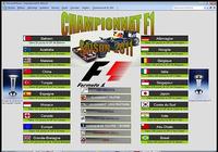 Championnat F1 2011