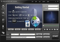 4Videosoft Convertisseur DVD en AVI