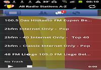 Stations de radio Belgique
