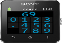 Calculette Soldes Smartwatch