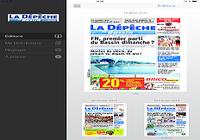 Journal La Dépêche du Bassin