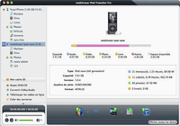 mediAvatar iPod Transfert Pro pour Mac