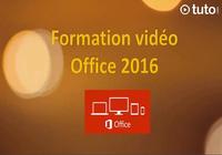 Formation Microsoft Office 2016 en vidéo