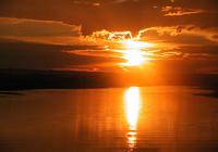 Golden Lake Screensaver