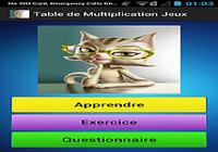 Multiplication Table de jeu
