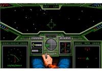 Wing Commander l'écran de veille