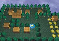 UFO Sokoban 3D