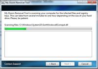 Mydoom Removal Tool