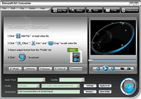 Emicsoft AVI Convertisseur