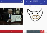 Donald Draws Executive Doodle Android