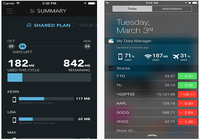 My Data Manager iOS