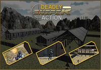 Mortelle Sniper action 3D