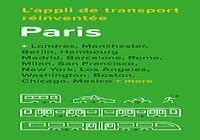 Citymapper Paris-Métro Bus RER