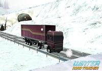 Winter Road Trucker 3D