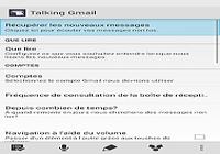 Talking Gmail Reader
