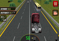 Autoroute circulation course