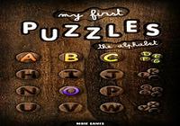 Mes premiers puzzles Alphabet