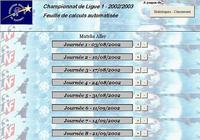 Championnat 2002-2003