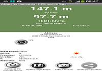 Altimètre Baromètre Pro