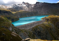 Mountain Dam Screensaver
