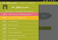 Bac L 2014 - Le Monde