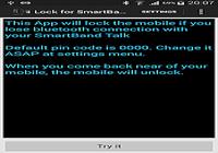 Lock for SmartBand Talk SWR30