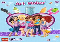 LEGO® Friends Atelier création