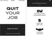 Quit Your Job iOS
