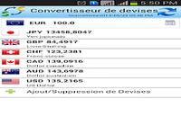 Convertisseur de devises