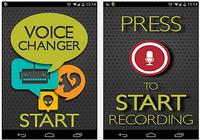 Changeur de voix Android