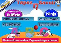 Alphabet français enfant lite