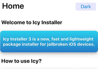 Icy Installer