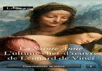 La Sainte Anne, l'ultime chef-