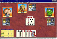 Championship Hearts Pro Card Game for Windows XP