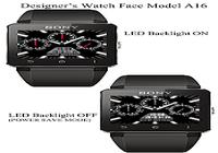A16 WatchFace for SmartWatch2
