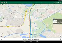 Maps indicateur vitesse
