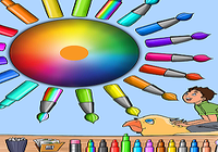 Coloring HD - dessin,coloriage