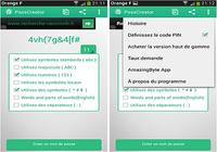 Mot de passe générateur Android
