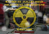 Hazardous Area : Welcome To The Machine