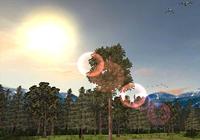 Mountain Lake 3D Screensaver