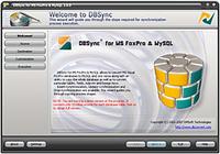 DBSync for MS FoxPro & MySQL