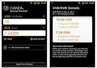 Convertisseur de devises iOS