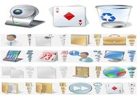 More than 30.000 vista icons