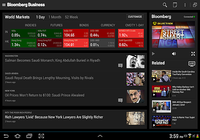 Bloomberg Business for Tablet
