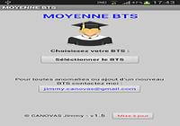 MOYENNE BTS