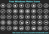 Free Windows Metro Icons