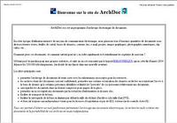 ArchDoc
