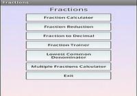 Fractions mathématiques