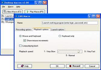 Desktop Macros