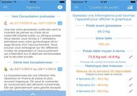 BabyBox : Calendrier et Agenda de grossesse iOS